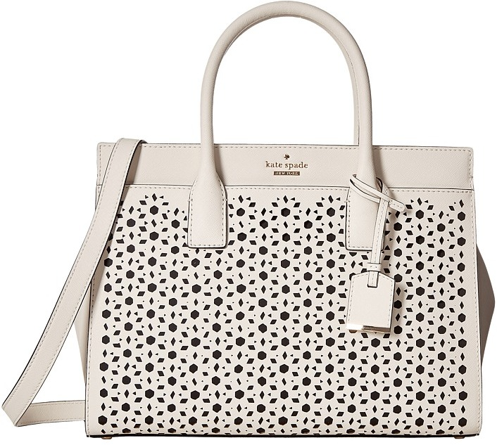 Kate Spade Kate Spade New York - Cameron Street Perforated Candace Satchel Handbags
