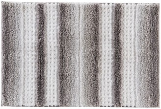 Saturday Knight Ltd. Saturday Knight, Ltd. Stripe Fade Bath Rug