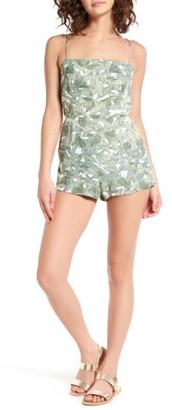 Women's Obey Tropique Romper $64 thestylecure.com