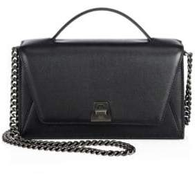 Akris Leather Shoulder Bag