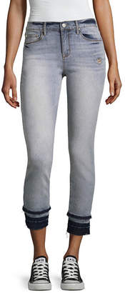 U.S. Polo Assn. Mid Rise Juniors Cropped Pants
