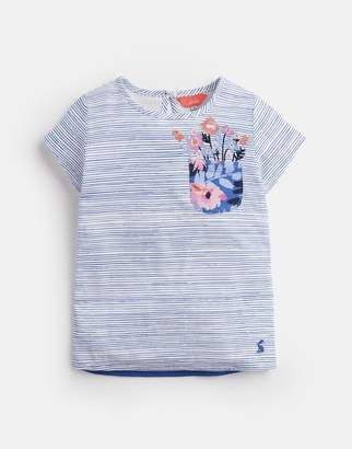Joules Maggie JERSEY APPLIQUE T-SHIRT 1-6yr