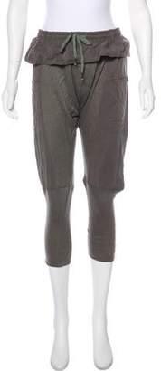 Nicholas Knit Cropped Pants
