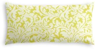 Loom Decor Lumbar Pillow Beaucade - Acacia
