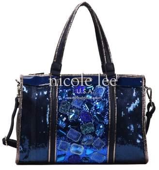 Nicole Lee Autumn Gemstone Shoulder Bag