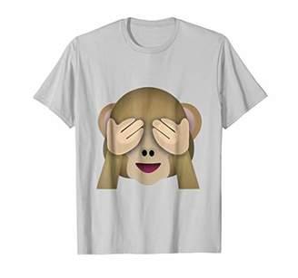 Emoji T-Shirt - Monkey
