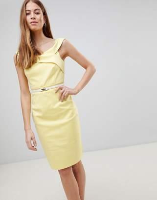 Paper Dolls Yellow Crochet Dress