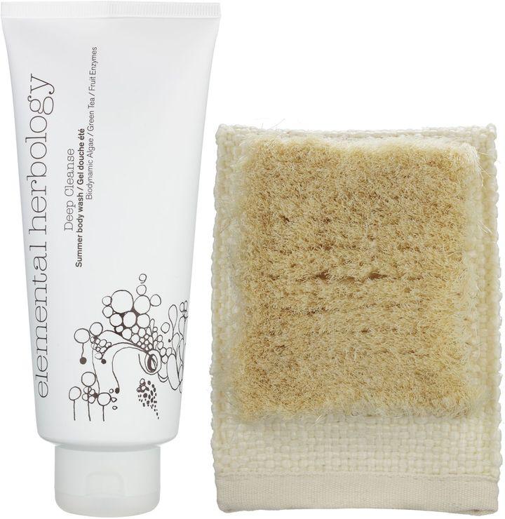 Elemental Herbology Deep Cleanse Summer Body Wash