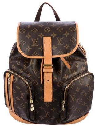 ae4ae29a143d Louis Vuitton 2017 Monogram Bosphore Backpack