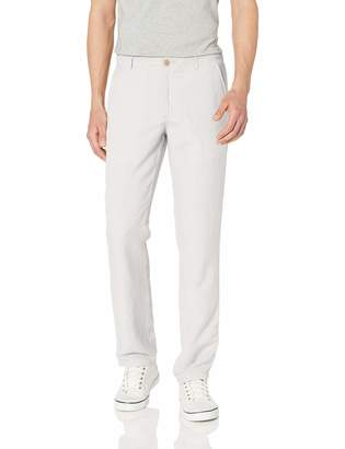 Amazon Essentials Slim-fit Flat-front Linen Pant Casual
