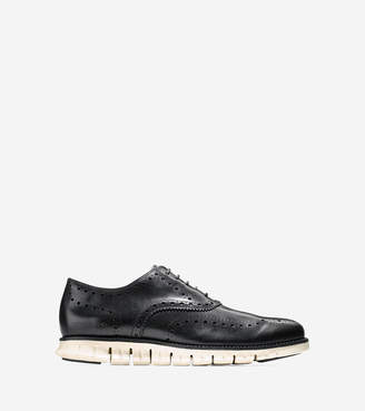Cole Haan Men's ZERGRAND Wingtip Oxford