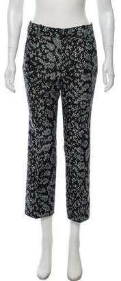 3.1 Phillip Lim Metallic Cropped Pants