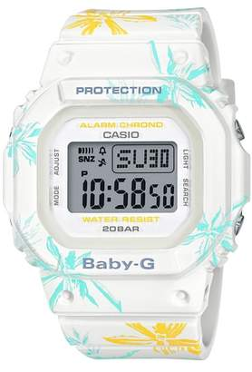 G-Shock BABY-G Baby-G Digital Resin Watch, 40mm