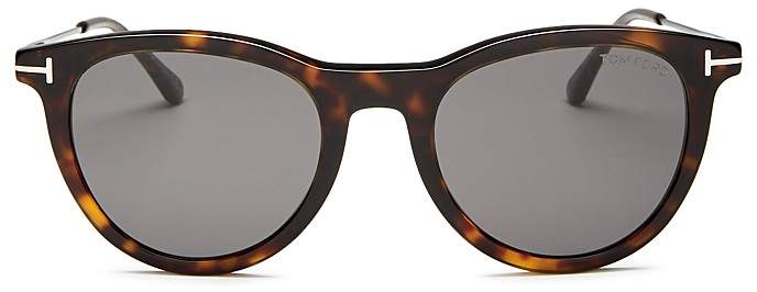 Tom Ford Men's Kellan Round Sunglasses, 61mm