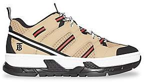 Burberry Men's Union Chunky Hiker Trainer Sneakers