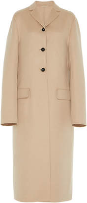 Jil Sander Germania Cashmere Coat