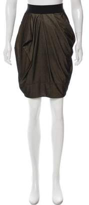 Marc by Marc Jacobs Knee-Length Draped Skirt
