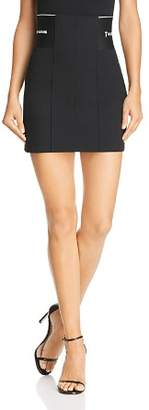 Alexander Wang Stretch Suiting Mini Skirt