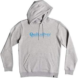 Quiksilver Men's Twin Fin Mates Hood Fleece