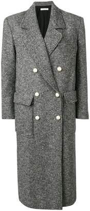 Philosophy di Lorenzo Serafini classic double-breasted coat