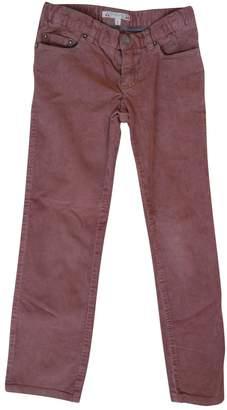 Bonpoint Velvet Trousers