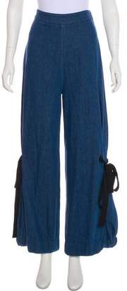 Creatures of the Wind Mid-Rise Wide-Leg Pants