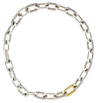 David Yurman DY Madison Chain Necklace