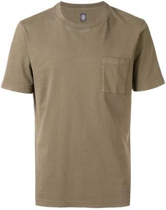 Eleventy chest pocket T-shirt