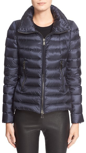 Moncler Women's Moncler 'Agape' Water Resistant Hooded Down Jacket