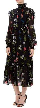 Ted Baker Simarra Florence Midi Dress
