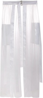 Loulou tulle skirt