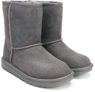 UGG classic shearling boots
