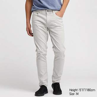 Uniqlo Men's Ezy Skinny Fit Color Jeans