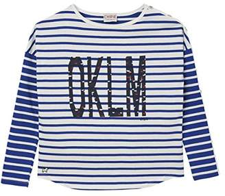 Chipie Girl's Endive T-Shirt,(Manufacturer Size: 10A)