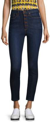 Alice + Olivia Jeans High Rise Jeans