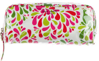 Kate SpadeKate Spade New York Printed Canvas Cosmetic Pouch