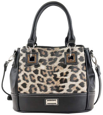 CSM026 KRISTEN Zip Top Satchel