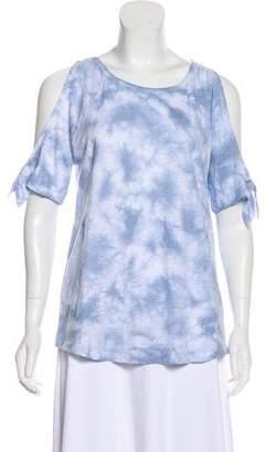 Sanctuary Tie-Dye Sleeveless Top