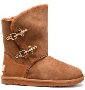 Australia Luxe Collective Renegade Shearling Ankle Boots