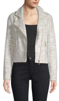 Tart Gracia Tweed Moto Jacket