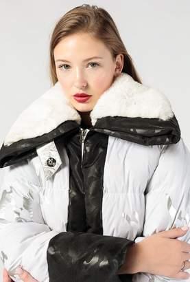 Biannual Camo Puffer Jacket