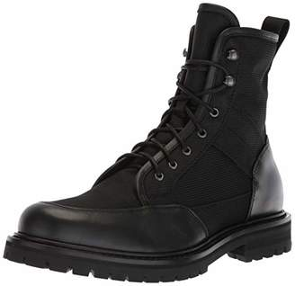 Aquatalia Men's IRUS Calf/MESH Fashion Boot