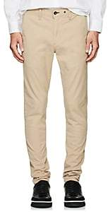 Rag & Bone Men's Fit 1 Standard Issue Stretch-Cotton Chinos - Beige, Tan