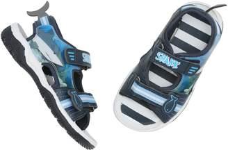 M&Co Shark sandals