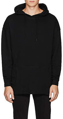 Chapter MEN'S COTTON TERRY HOODIE - BLACK SIZE L