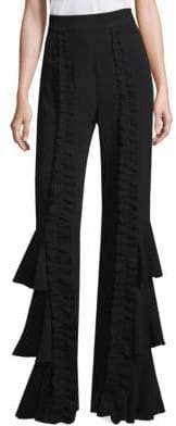 Alexis Carine Ruffle Pants