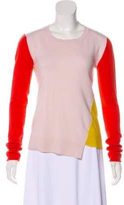 Stella McCartney Cashmere Colorblock Sweater