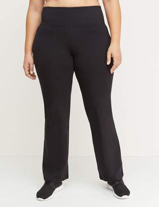 Lane Bryant Signature Stretch Active Yoga Pant