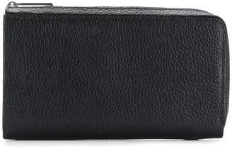 Yohji Yamamoto all around zip wallet