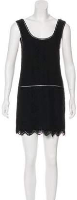 Juicy Couture Mini Sleeveless Dress